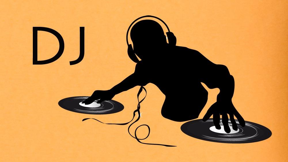 DJ animations musique
