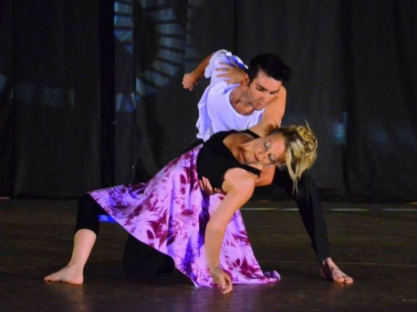 Olivier Ansel danseur profesionnel